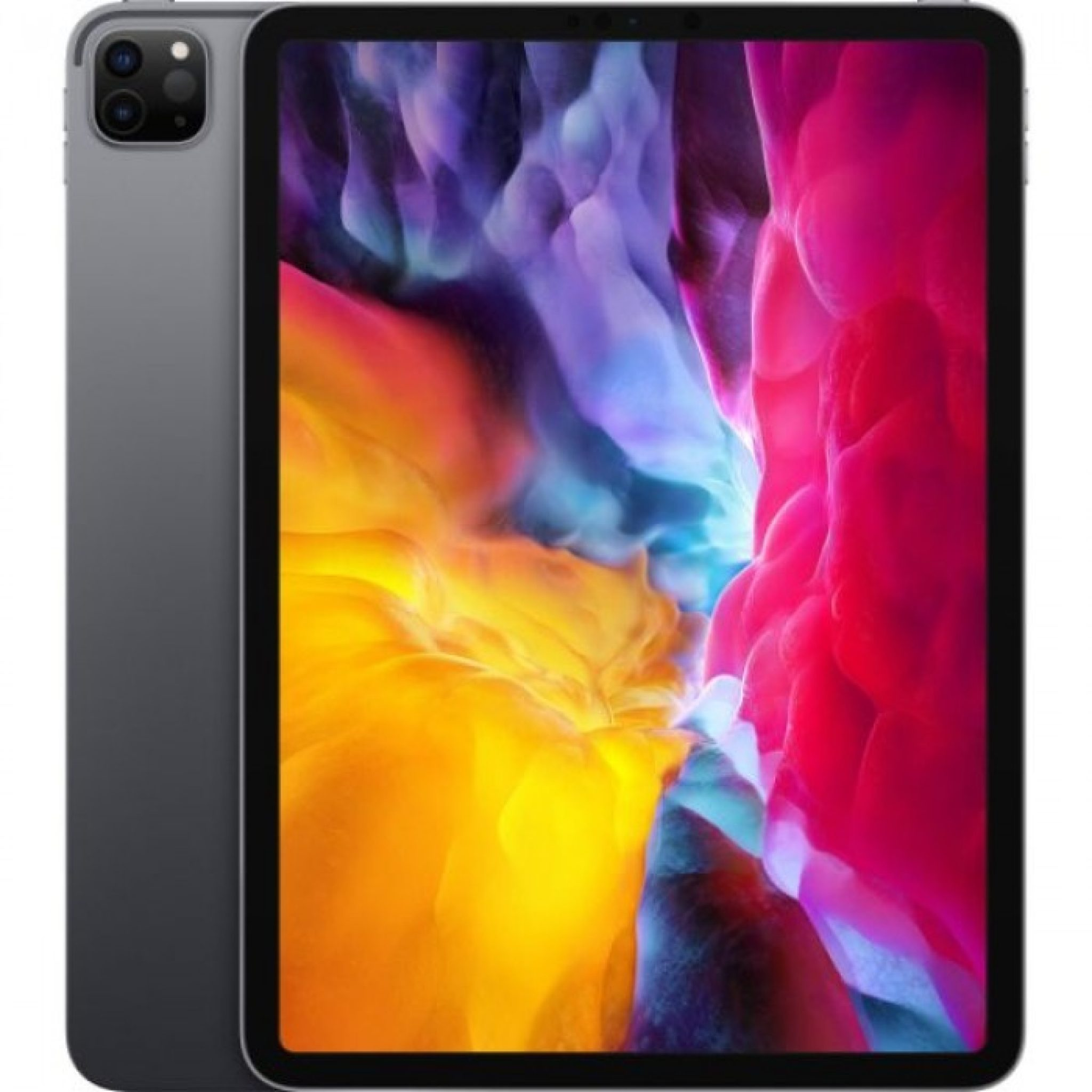 Used Apple iPad Pro 2020 (12.9-inch) Wi-Fi+ Cellular 1TB ...
